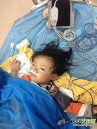 帮忙挽救一个可怜的小孩