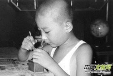刘滨瑞――一颗综合素质超群的小明星