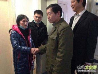 中国好人范圣高为白血病患者献爱心