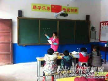 """乡村女教师26年坚守""""单人校"""" 全校仅剩5名学生"""