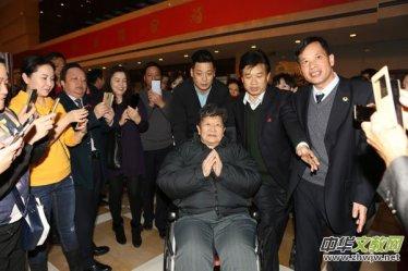 首都各界纪念毛主席诞辰123周年座谈会暨中红书画院慰问老同志新年联谊会在京举行