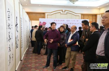 纪念长征胜利80周年暨百色起义87周年书画作品展在南宁举行