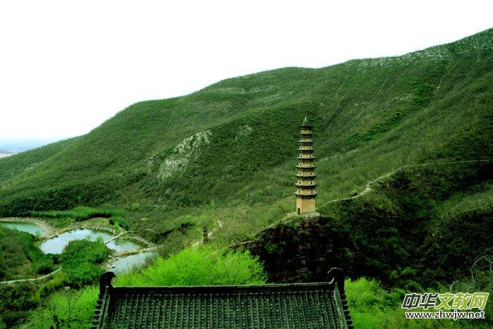 百家岩寺塔(孝女塔)——靳新国摄影