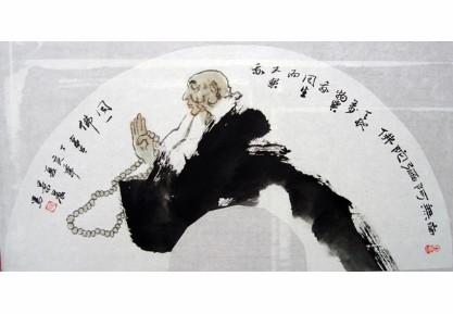 书画家吴景晨