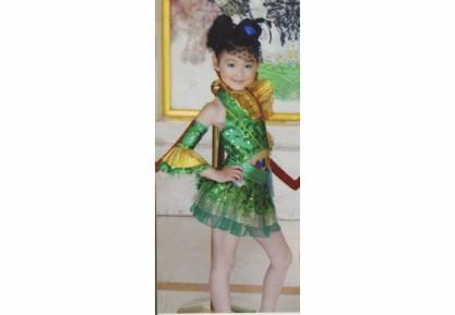 让梦想放飞――记优秀小舞蹈家姜汶青