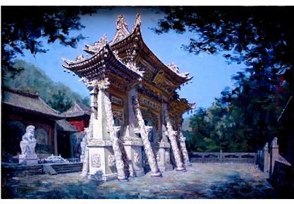 著名雕塑家、画家李学先生作品欣赏
