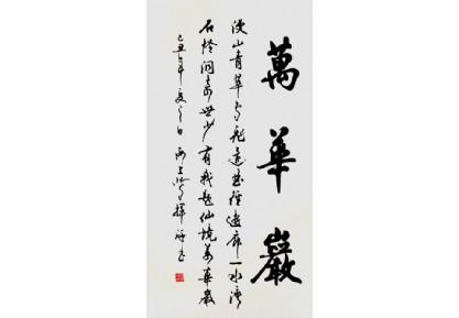 诗书双逸一江鸟――著名书法家、诗人沈鸿根
